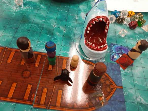 sharksdungeons